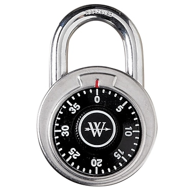 Westcott Combination Lock, 50mm/2