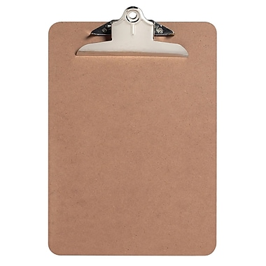 Westcott Legal Size Masonite Clipboards, 9