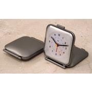 Bai Design Square Folded Travel Alarm Clock; Numeric Small