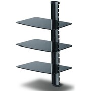 Homevision Technology TygerClaw Triple Layer DVD Shelf