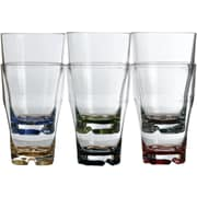 MB Coastal Designs Party Stacking Beverage Glass (Set of 6)