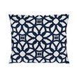 CR Plastic Products Generations Chair Headrest Cushion; Luxe Indigo