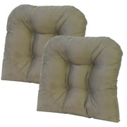Klear Vu Dining Chair Cushion; Sage