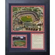 Legends Never Die Atlanta Braves - Turner Field Framed Memorabilia
