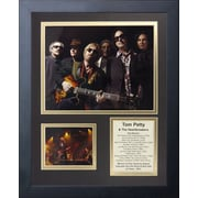 Legends Never Die Tom Petty and The Heartbreakers Framed Memorabilia