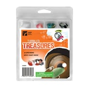 American Educational Products: Explore with Me Geology® Rock Set, Tumbled Treasures