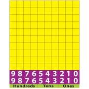 Ashley Math Die-Cut Magnet, Base Ten