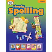 Simply Spelling Workbook, Grade 3