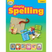 Simply Spelling Workbook, Grade 4