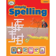 Simply Spelling Workbook, Grade 5