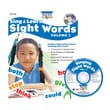 Sing & Learn Sight Words collection, Vol. 2, Paperback Book with Audio CD