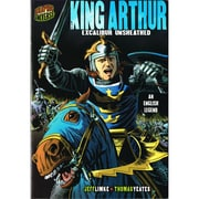 inch King Arthur: Excalibur Unsheathed inch , Paperback by