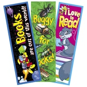 Trend Enterprises® Reading Fun Bookmark Variety Pack, 2/Pack