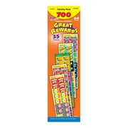 Trend Enterprises® Great Rewards Applause Stickers Variety Pack, 700/Pack