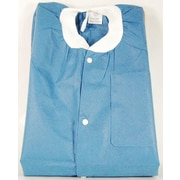 ValuMax Extra-Safe™ Ceil-Blue Hip Length Lab Jackets & Coats