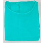 Cypress Spun-Bound Polypropylene Cover Gown With Knit Cuff, Universal Size, Green, 100/Pack