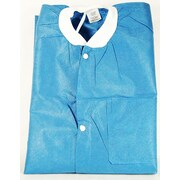ValuMax Extra-Safe™ Ceil-Blue Knee Length Lab Jackets & Coats