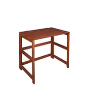 Regency Wood Folding Desk, Cherry