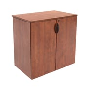 Regency Legacy Stackable Storage Cabinet, Cherry