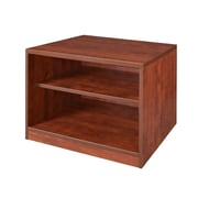 Regency Sandia Open Shelf Cabinet, Cherry