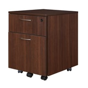Regency Sandia Mobile Box Pedestal File Cabinet, Java