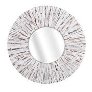 IMAX Sadie Wooden Mirror