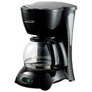 Brentwood 4 Cup Coffee Maker; Black
