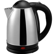 Brentwood 1.8-qt. Cordless Electric Tea Kettle; Stainless Steel