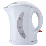 Brentwood 1.80-qt. Cordless Electric Tea Kettle; White