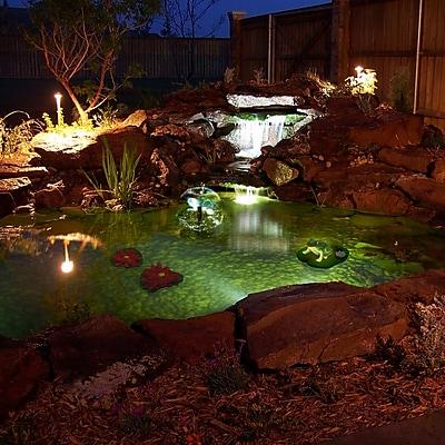 Algreen Pond Kit w/ Solar Lighting WYF078277672024
