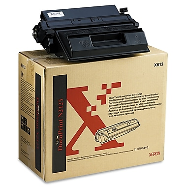 Xerox® 113R00446 High-Yield Toner, 15000 Page-Yield, Black