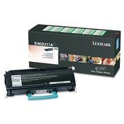 Lexmark™ E462U11A Extra High-Yield Toner, 18,000 Page Yield, Black
