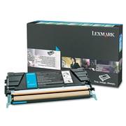 Lexmark™ C5246CH High-Yield Toner, 5000 Page-Yield, Cyan
