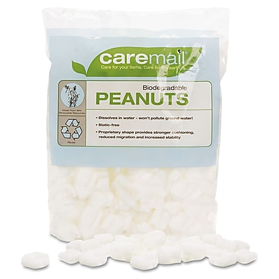 Caremail Dissolving Peanuts, White, Each (1092722) CML1092722