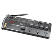 APC® Power-Saving Performance SurgeArrest Surge Protector, 11 Outlets, 6 ft Cord, Each (P11GTV)