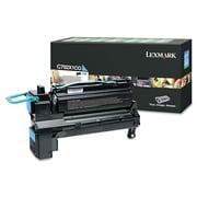Lexmark™ C792X1CG Extra High-Yield Toner 20,000 Page-Yield, Cyan