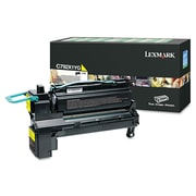 Lexmark™ C792X1YG Extra High-Yield Toner, 20,000 Page-Yield, Yellow