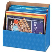 Bankers Box® Folder Holders, Folder, Blue, 12/Carton (FEL3381101)