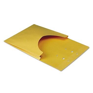 Quality Park™ Classification Pockets, Letter, Kraft, 100/Box (E9400)