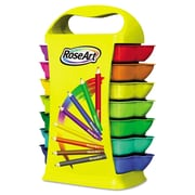 RoseArt® Mini Colored Pencils Classroom Pack, Soft , 3.3 mm, Assorted, Each (40260UA-1)