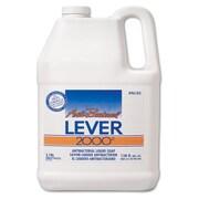 Lever 2000  Antibacterial Liquid Soap, Floral, 1.000 gal, 4/Carton (DRK 2980196)