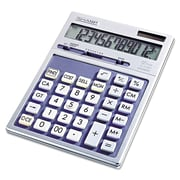 Sharp® EL2139HB Portable Executive Desktop/Handheld Calculator, 12-Digits (EL2139HB)