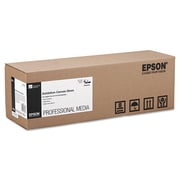 "Epson® Exhibition Canvas, Gloss, 17"" x 40 ft, White, 40/Roll (S045242)"
