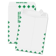 Quality Park™ Redi-Strip™ Catalog Envelope, White, 9 x 12, 100/Box (44534)