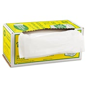 Warp's® Industrial Strength Flex-O-Bags® Trash Can Liners Trash Bags, 1.25 mil Thickness, White, 13 gal, Each (795-FB13-150)