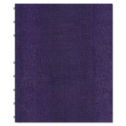 Blueline® MiracleBind™ Notebook, Purple, 1-Subjects, 9 1/4 x 7 1/4, Each (AF9150.86)