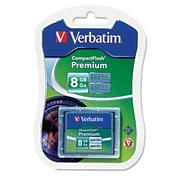Verbatim® Premium CompactFlash Card, USB, 8 GB (96196)
