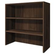 HON®, Voi Bookcase Hutch, 36w x 14d x 35h, Columbian Walnut (HLSL1436BH.Z)
