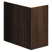 "HON® Voi® End Panel Support, 16"" x 30"" x 28 1/2"", Columbian Walnut (HLSL3028E.Z)"