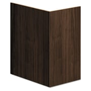 "HON® Voi® End Panel Support, 16"" x 20"" x 28 1/2"", Columbian Walnut (HLSL2028E.Z)"